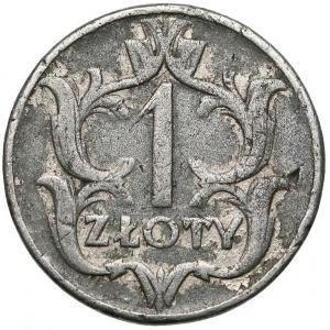 1788. IIRP - 1 zł 1929 - FALSYFIKAT z epoki