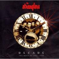 THE STRANGLERS - DECADE BEST OF 1981-1990 CD Folia