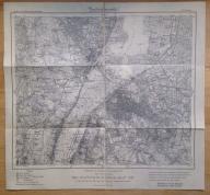 32 Mapa Szczecin - Stettin i okolice