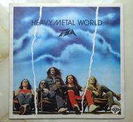 TSA - Heavy Metal World 1st Ed. EX POLTON
