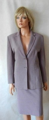 32e5503dee komplet kostium BHS r.42 XL elegancki BIUROWY - 6661561896 ...