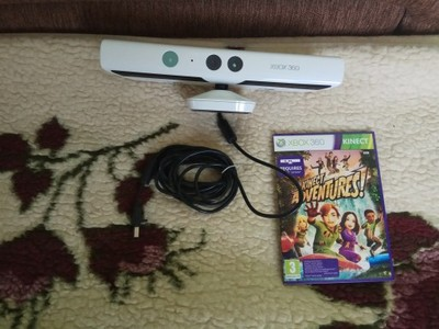 Sensor Kinect Xbox360 Gra Karta Kalibracyjna 6724924156
