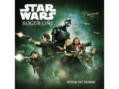 Star Wars - kalendarz 2017