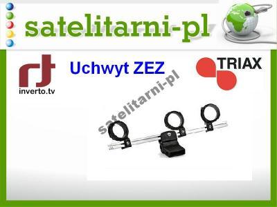 UCHWYT ZEZ antena Inverto Triax na 3 konwertery