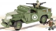 Cobi Small Army II WW M3 Scout Car Klocki