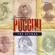 Various Artists Puccini The Operas