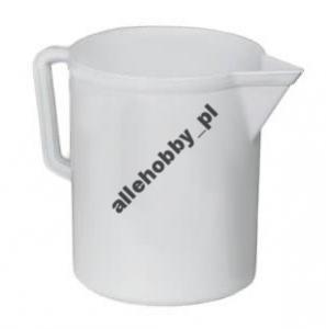 MENZURKA 1 litr z PODZIAŁKĄ ZLEWKA HIT tania