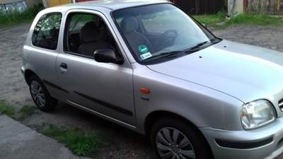 Nissan Micra 1 3 1999r Benzyna Garazowany 6839793402 Oficjalne Archiwum Allegro
