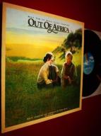 JOHN BARRY - OUT OF AFRICA / SOUNDTRACK LP