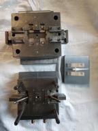 Forma wtryskowa szyna montażowa