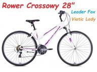 "ROWER CROSS 28"" Leader Fox VIATIC RAMA 19"