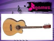Gitara el-akustyczna TANGLEWOOD DBT DLX DCE ZESTAW