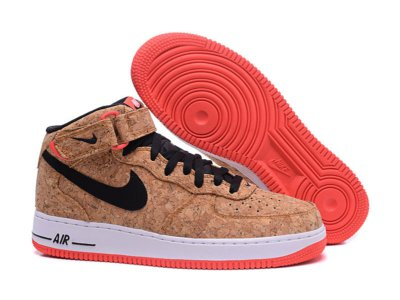 nike air force 1 cork allegro