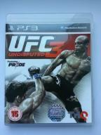 UFC 3 UNDISPUTED PLAYSTATION 3 SKLEP