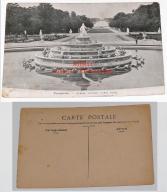 Stara pocztówka - Versailles - BASSIN LATONE