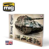 AMMO MIG 6022 - King Tiger - Visual Modelers Guide