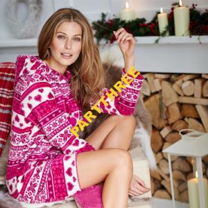 40ab480bf8 avon Rekreacyjna sukienka polarowa z kapturem L - 5168872226 ...