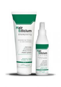 Krzemowy szampon + odzywka 52%szybszy porost włosa