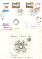 Poczta balonowa z 1988 roku
