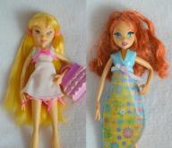 Lalki Winx Club Bloom i Stella mattel