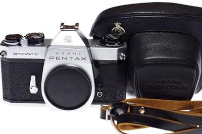 PENTAX SPOTMATIC SP II M42 100% SPRAWNY!