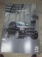 Brabus M W163   Mercedes 25LAT Brabus