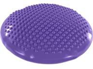 Fioletowa poduszka do ćwiczeń równoważnych 37 cm M