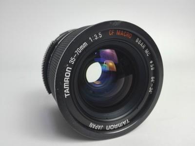 BBAR MC TAMRON 35-70mm/ 3.5 CF MACRO PENTAX (O3)