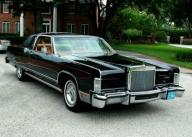 LINCOLN TOWN COUPE 1977R.-!STAN IDEALNY- JAK NOWY!