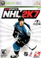 Gra xbox 360 NHL 2k7