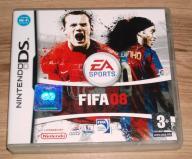 GRA FIFA 08 - NINTENDO DS