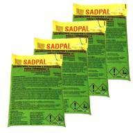 SADPAL 4x 1kg do pieca katalizator spalania sadzy