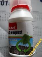 BIO COMPOST 250ml preparat do kompostowania BEST
