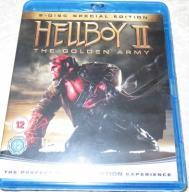 2xBlu-Ray: Hellboy II Złota armia (2008) Ed. Spec.