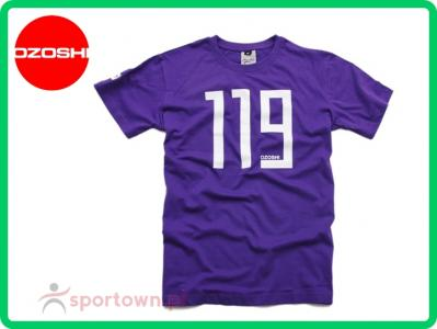 4c470b72286a T-shirt męski Ozoshi TSH 119 SIMPLE VIOLET S -W-wa - 5706623853 ...