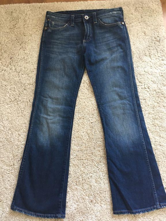 f6b1756c4eb8fa Wrangler damskie spodnie jeans 28/30 IRIS W - 7027894064 - oficjalne ...