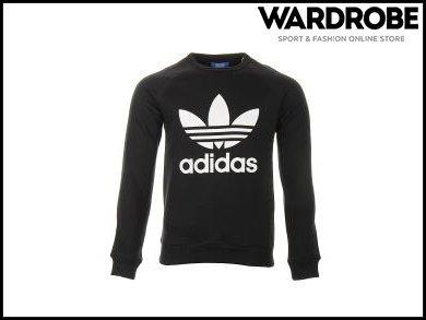 Bluza Adidas Originals Trefoil Crew AY7791