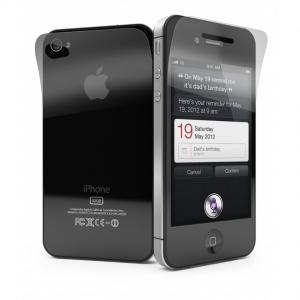 CYGNETT Etui Folia Ściereczka do iPhone 4 4S 3w1 - 2780254194 ... 3aec11289ec