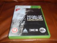 MEDAL OF HONOR LIMITED EDITION NA XBOX360