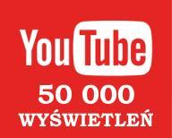 50K WYŚWIETLENIA YouTube PROMOCJA ! yt