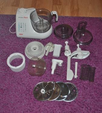 MPM Robot kuchenny (KASIA116) w