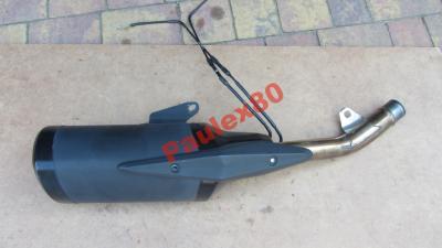 Kawasaki Z750 Z 750 tłumik wydech