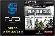 METAL GEAR SOLID HD COLLECTION PS3  WROCŁAW _ NOWA