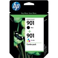 HP INC. no 901 Combo Pack BLK+COL SD519AE