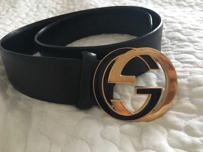 Gucci Oryginalny Pasek Damski Autentyk 6605832885 Oficjalne Archiwum Allegro