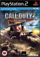 Call of Duty 2: Big Red One_ 16+_BDB_PS2_GW Lublin