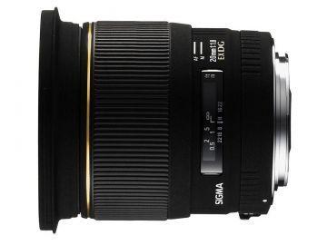 Obiektyw Sigma 20 mm f/1.8 DG EX ASP RF / Pentax