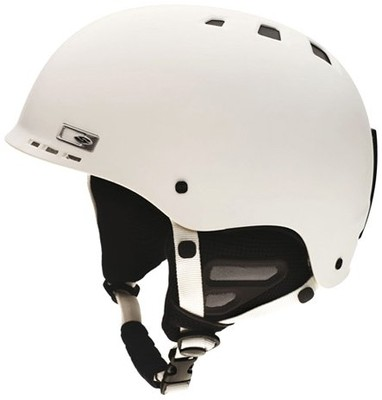 Kask snowboard  SMITH HOLT  white  roz.M  55-59cm
