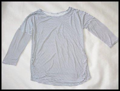 acbb49ba72 H M MAMA bluzka ciążowa paski r. 40 L - 6326928946 - oficjalne ...