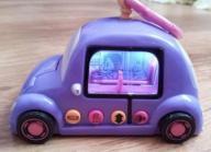 PIXEL CHIX interaktywny fioletowy samochodzik auto